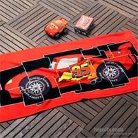 Disney Cars Collection Pamuk Plaj Havlusu