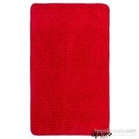 Apex Stone İkili Set (60x100-50x60) Kırmızı Yer Paspası