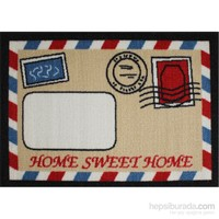 Samur Halı Smart Mat Home Sweet Home 40X60 Cm