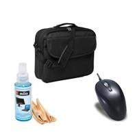 """Classone Zen730 15,4""""-15.6"""" Notebook Çantası & Classone JT-M522 USB Mouse & Mila ML100 100ml Temizleme Kiti (M522-ZEN730-ML100)"""