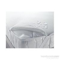 Deran Home Çift Kişilik Sıvı Geçirmez Alez-Yatak Koruyucu 160 x 200 cm