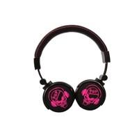 Snopy Sn-99A Koyu Pembe 3D Renk Mikrofonlu Kulaklık