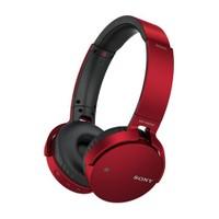 Sony MDR-XB650BTR Kulaküstü Kırmızı Kulaklık