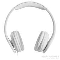 Piranha PRN-777 Beyaz Kulaküstü Kulaklık