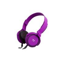 Snopy Sn-052 Mor Mikrofonlu Kulaklık