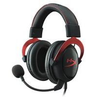 Kingston HyperX Cloud II Oyuncu Kırmızı Kulaküstü Kulaklık KHX-HSCP-RD