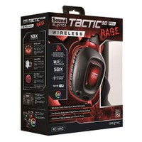 Creative Headset Sb Tactic 3D Rage Kablosuz Gamer V2