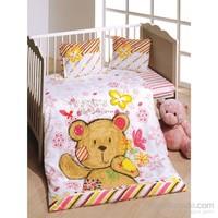 Kupon Bebe Nevresim Takımı - Teddy Bear