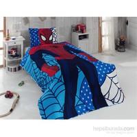 Spiderman 1 Tek Kişilik Yatak Örtüsü