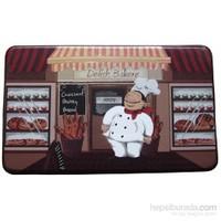 Giz Home Comfort Mat Eko Kapı Paspası 45X75 Delish Bakery