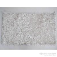 Giz Home Milano Banyo Paspası 70X120 Beyaz