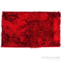 Giz Home Milano Banyo Paspası 70X120 Kırmızı