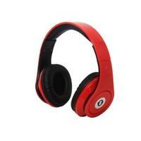 Snopy Sn-914 Kırmızı Multimedia Mikrofonlu Kulaklık