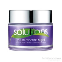 Avon Solutions Youth Minerals Gece Kremi 50 Ml.