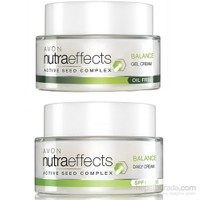 Avon Nutra Effects Balance İkili Krem Set