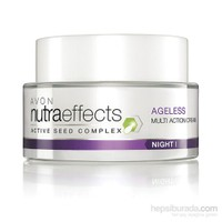 Avon Nutra Effects Ageless Gece Kremi 50 Ml.