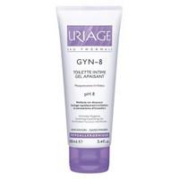 Uriage GYN-8 İntimate Hygiene Gel 100ml - Tahriş Olmuş Ciltler İçin Yatıştırıcı Etkili Genital Bölge Temizlik Jeli