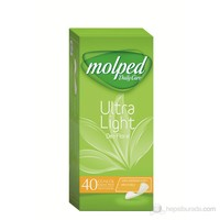 Molped Daily Care Ultra Light 40'lı