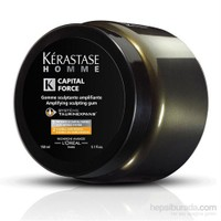 Kerastase Homme Capital Force Densifying Paste-Hacim Veren Saç Şekillendiricisi 75 ml
