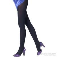 Pierre Cardin Cotton Kalın Külotlu Çorap Athena Siyah