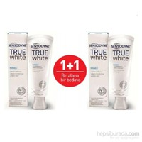 Sensodyne Diş Macunu True White 75 Ml + 75 Ml