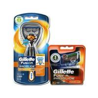 Gillette Fusion Proglide Power Flexball 1Up Makine+ 2 Yedek Bıçak