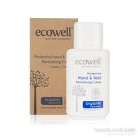 Ecowell Koruyucu El & Tırnak Bakım Kremi
