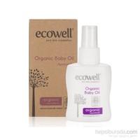Ecowell Organik Bebe Yağı