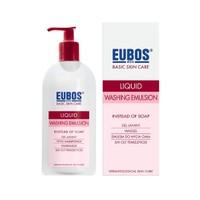 Eubos Sıvı Cilt Temizleyici Parfümlü Kırmızı 400 ml.