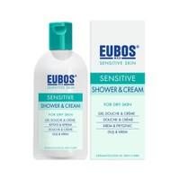 Eubos Sensitive Kremli Duş Jeli 200 ml.