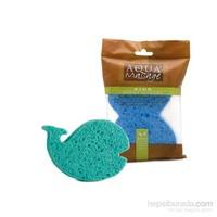 Aqua Massage Banyo Süngeri Selüloz Şekilli