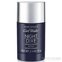 Davidoff Night Dive Deo Stick 70 Ml -Erkek Deo Stick