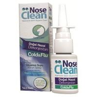Nose Clean Cold&Flu Okyanus Suyu 25Ml