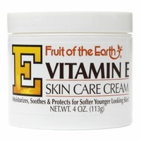 Fruit Of The Earth Vitamin E Skin Care Cream 113 Gr