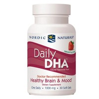 Nordic Naturals Daily Dha 30 Soft Gel