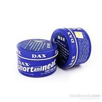 Dax Short And Neat Mavi Set
