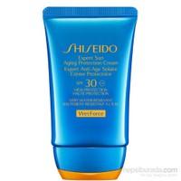 Shiseido Expert Sun Aging Protection Cream Plus Spf30 50 Ml Koruyucu Güneş Kremi