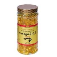 Mnc / Mnk Omega 3-6-9 200 Kapsül
