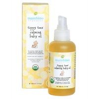 Tippy Toes Calming Baby Oil