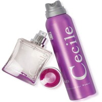 Cecile Edt Aura Kofre 100 Ml
