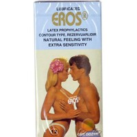 Eros Standart 12'li Prezervatif
