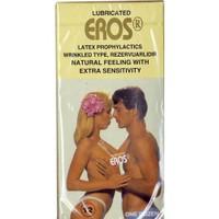 Eros Standart Halkalı Prezervatif
