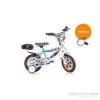 """Bianchi Hotwheels 20 """" Çelik Çocuk Bisikleti"""
