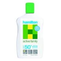 Hamilton Active Family Losyon Spf50+