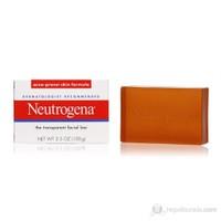 Neutrogena Akneye Yatkın Citler İçin Parfümsüz Sabun