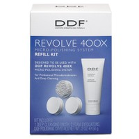 DDF Revolve 400X Micro-Polishing System Refill Kit - Mikrodermabrazyon Cihazı Yedek Kiti