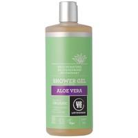 Urtekram Organik ve Vegan Duş Jeli - Aloe Vera - Canlandırıcı - Ekonomik Boy 500 ml.