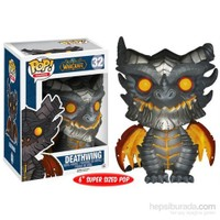 "Funko WOW Oversized 6"" Deathwing POP"