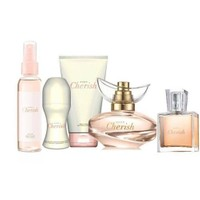 Avon Cherish Edp 50 Ml Bayan Parfüm 5'Li Set