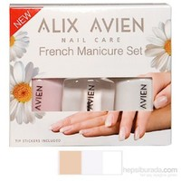 Alix Avien French Manikür Seti - 02